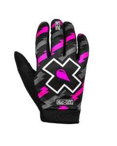 Handske Muc-Off Bolt MTB - Pink/Sort - 2010x - allbike.dk