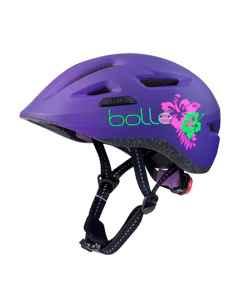 Hjelm Bollé Stance JR - Purple - 3200x - allbike.dk