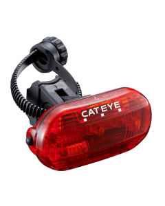 Cateye Baglygte TL-LD135G - 3 LED - 5085640 - allbike.dk