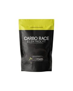Purepower Energidrik Carbo Race Elektrolyt - 1000g - Citrus - 6924300 - allbike.dk