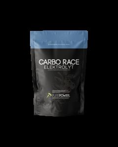 Purepower Energidrik Carbo Race Elektrolyt - 1000g - Blåbær - 6932300 - allbike.dk