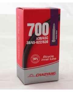 Slange 700 x 38-45C Chaoyang (FV60) - 6927116185312 - allbike.dk