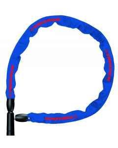 Trelock kædelås 110 cm / 4 mm blå - BC115 - 8004426