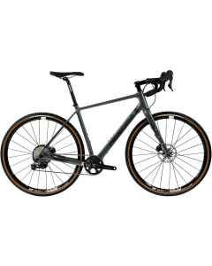 Principia Gravel Carbon - 54cm - Titanium - 2x11 speed - 2021 - 700c - 907206854G2- allbike.dk