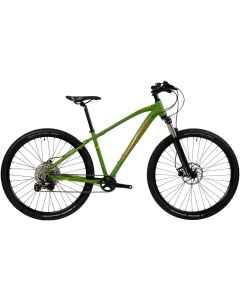 Principia A7.9 - Mat grøn - 2021 - 1x12 speed - Large - 907213319 - allbike.dk
