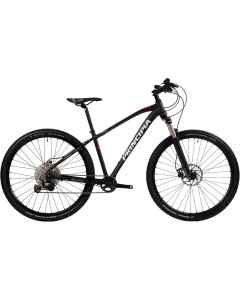 Principia A7.9 - Mat sort - 2021 - 1x12 speed - Small - 907213415 - allbike.dk