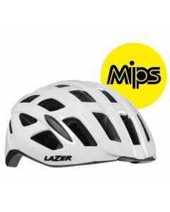 Hjelm Lazer Tonic MIPS - Hvid - BLC217788323x