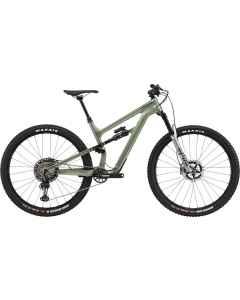 Cannondale Habit Carbon 1 - Agave - 2020 - 1x12 speed - C23100M10xx - allbike.dk
