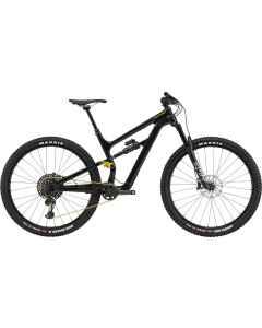 Cannondale Habit Carbon 2 - Sort/Guld - 2020 - 1x12 speed - C23200M10xx - allbike.dk