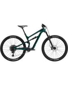Cannondale Habit Carbon 3 - Emerald - 2020 - 1x12 speed - C23300M10xx - allbike.dk