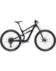 Cannondale Habit Alu 4 - Midnight - 2020 - 1x12 speed - C23400M10xx - allbike.dk