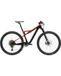 Cannondale Scalpel SI Carbon 3 - Acid Red - 2020 - C24300M10xx - allbike.dk