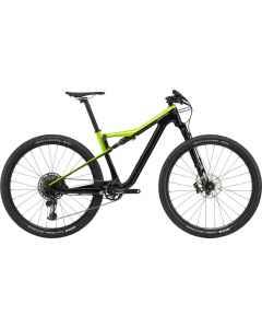 Cannondale Scalpel SI Carbon 4 - Acid Green - 2020 - C24400M20xx - allbike.dk