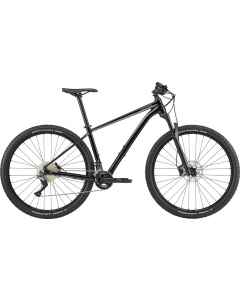 Cannondale Trail 3 Sort BBQ - 2020 - 2x11 speed - C26350M10xx - allbike.dk