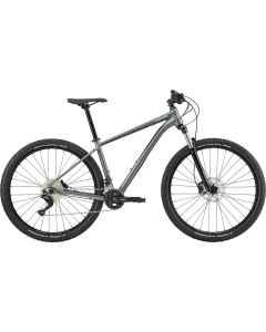 Cannondale Trail 4 Grå - 2020 - 2x10 speed - C26450M10xx- allbike.dk