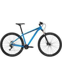 Cannondale Trail 5 Blå - 2020 - 2x10 speed - C26550M20xx - allbike.dk
