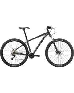 Cannondale Trail 5 Graphite - 2020 - 2x10 speed - C26550M10xx - allbike.dk