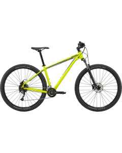 Cannondale Trail 6 Gul - 2020 - 2x9 speed - C26650M20xx