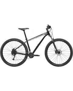 Cannondale Trail 6 Silver - 2020 - 2x9 speed - C26650M10xx - allbike.dk