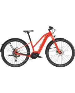 Cannondale Canvas Neo Remixte 2 - Acid Red - 2020 - C64200F10xx - allbike.dk