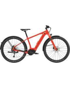Cannondale Canvas Neo 2 - Acid Red - 2020 - C64200M10xx - allbike.dk