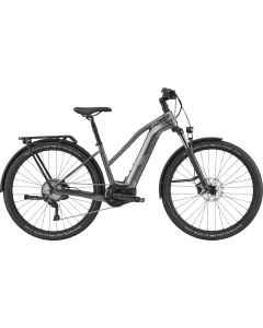 Cannondale Tesoro Neo X 2 Remixte - Charcoal Gray - 2020 - C66200F10xx - allbike.dk