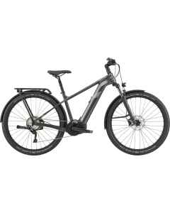 Cannondale Tesoro Neo X 2 - Graphite - 2020 - C66200M10xx - allbike.dk