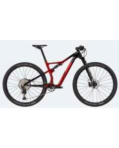 Cannondale Scalpel Carbon 3 - Rød/Sort - 2021 - C24401M20xx - allbike.dk