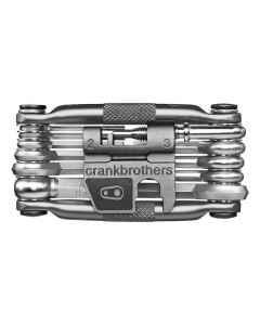 Multi tool Crankbrothers M17 - Sølv - CB10752