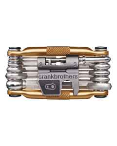Multi tool Crankbrothers M17 - Guld - CB10755