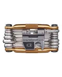 Multi tool Crankbrothers M19 - Guld - CB10758