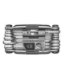 Multi tool Crankbrothers M19 - Sølv - CB11465