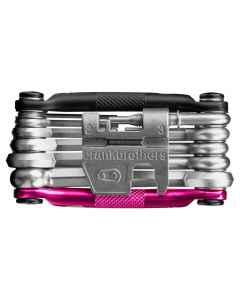 Multi tool Crankbrothers M17 - Sort/Pink - CB15995