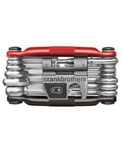 Multi tool Crankbrothers M19 - Sort/Rød - CB16192