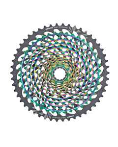 Kassette 12 speed SRAM XX1 Eagle XG-1299 10-50T - rainbow - 00.2418.098.000