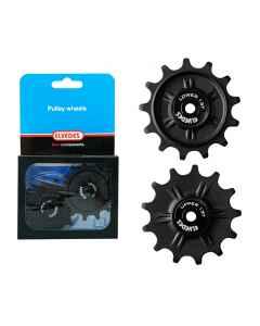 Pulleyhjul Elvedes Shimano 13T/13T - 12 speed - ELCP2019103 - allbike.dk