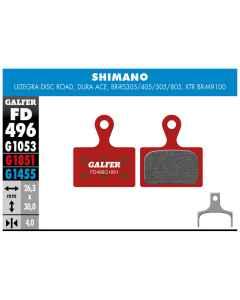 Bremseklods Galfer G1851 Shimano Advanced - FD496G1851 - allbike.dk