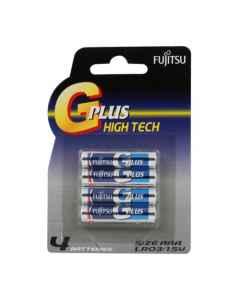 Batteri Fujitsu AAA / LR03 G PLUS - 4 stk