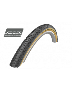 "Schwalbe G-ONE Ultrabite Performance - Sort/Brun - 28""x2,00"" - TLE - Addix - 11654068.01"