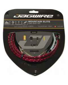 Gearkabel sæt JAGWIRE MTB Elite Link shift kit - rød
