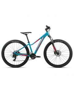 Orbea MX 27 ENT XS XC - Blå - 2020 - 2x9 speed - K02414NX - allbike.dk