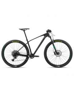 Orbea ALMA M50 Eagle - Sort - 2020 - 1x12 speed - K231