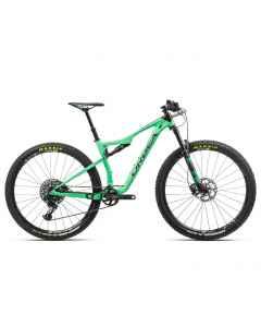 Orbea OIZ M20 TR - Carbon - 1x12 speed - 2020 - Mint - K251 - allbike.dk
