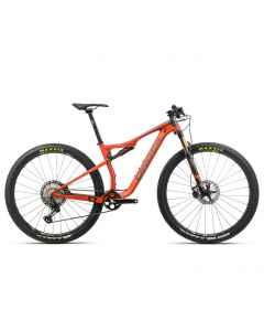 Orbea OIZ M10 - Carbon - 1x12 speed - 2020 - Orange - K252xxxx - allbike.dk