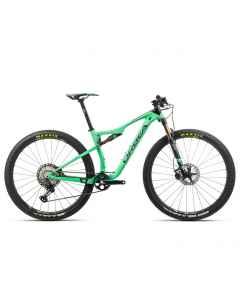 Orbea OIZ M10 - Carbon - 1x12 speed - 2020 - Mint - K252xxxx - allbike.dk