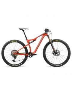 Orbea OIZ M10 TR - Carbon - 1x12 speed - 2020 - Orange - K253xxxx - allbike.dk