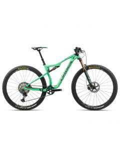 Orbea OIZ M10 TR - Carbon - 1x12 speed - 2020 - Mint - K253xxxx - allbike.dk