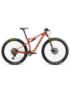 Orbea OIZ M-Team - Carbon - 1x12 speed - 2020 - Orange - K254xxxx - allbike.dk