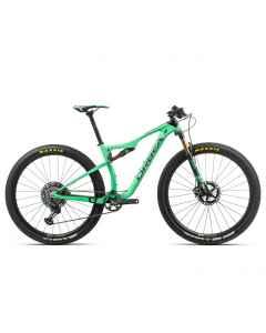 Orbea OIZ M-Team - Carbon - 1x12 speed - 2020 - Mint - K254xxxx - allbike.dk