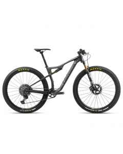 Orbea OIZ M-Team - Carbon - 1x12 speed - 2020 - Sort - K254xxxx - allbike.dk